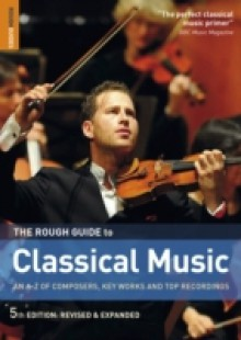 Обложка книги  - Rough Guide to Classical Music