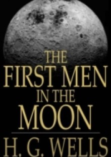 Обложка книги  - First Men in the Moon