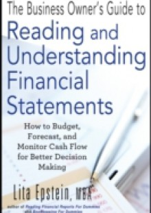 Обложка книги  - Business Owner's Guide to Reading and Understanding Financial Statements