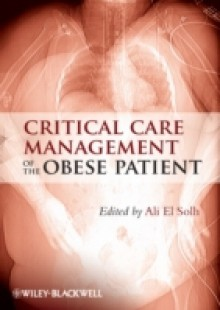 Обложка книги  - Critical Care Management of the Obese Patient