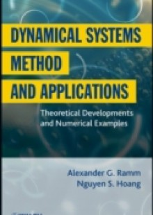 Обложка книги  - Dynamical Systems Method and Applications