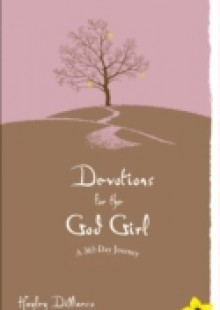Обложка книги  - Devotions for the God Girl