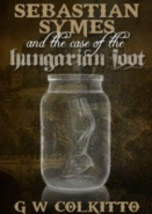 Обложка книги  - Case of the Hungarian Foot