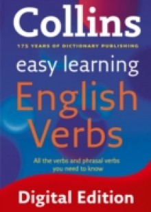 Обложка книги  - Easy Learning English Verbs (Collins Easy Learning English)