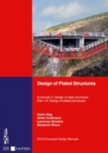 Обложка книги  - Design of Plated Structures