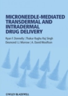 Обложка книги  - Microneedle-mediated Transdermal and Intradermal Drug Delivery
