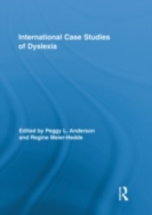 Обложка книги  - International Case Studies of Dyslexia