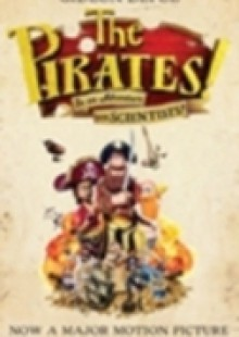 Обложка книги  - Pirates! In an Adventure with Scientists