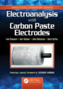 Обложка книги  - Electroanalysis with Carbon Paste Electrodes