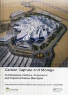 Обложка книги  - Carbon Capture and Storage