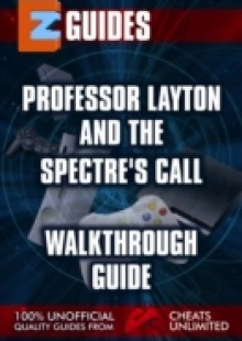 Обложка книги  - Professor Layton & The Last Spectre's Call