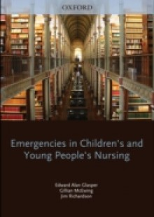 Обложка книги  - Emergencies in Children's and Young People's Nursing