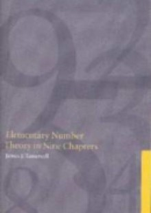 Обложка книги  - Elementary Number Theory in Nine Chapters