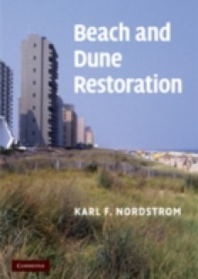 Обложка книги  - Beach and Dune Restoration