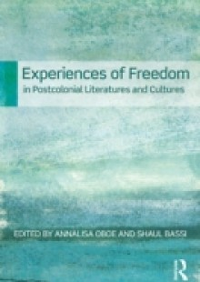Обложка книги  - Experiences of Freedom in Postcolonial Literatures and Cultures