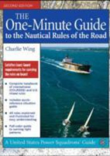 Обложка книги  - One-Minute Guide to the Nautical Rules of the Road