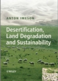 Обложка книги  - Desertification, Land Degradation and Sustainability