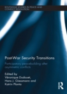 Обложка книги  - Post-War Security Transitions