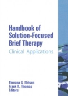 Обложка книги  - Handbook of Solution-Focused Brief Therapy