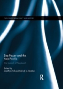 Обложка книги  - Sea Power and the Asia-Pacific