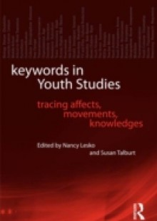 Обложка книги  - Keywords in Youth Studies