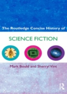 Обложка книги  - Routledge Concise History of Science Fiction
