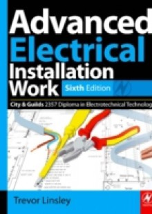 Обложка книги  - Advanced Electrical Installation Work, 6th ed