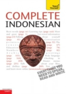 Обложка книги  - Complete Indonesian Beginner to Intermediate Course