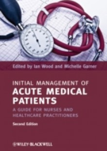 Обложка книги  - Initial Management of Acute Medical Patients