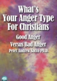 Обложка книги  - What's Your Anger Type for Christians