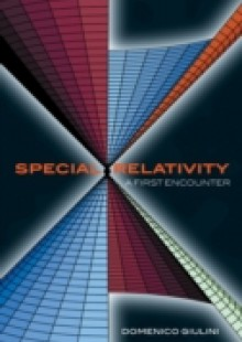 Обложка книги  - Special Relativity: A First Encounter: 100 years since Einstein
