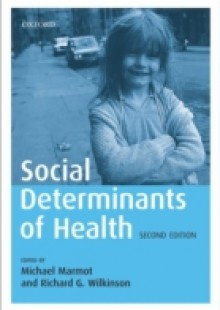 Обложка книги  - Social Determinants of Health