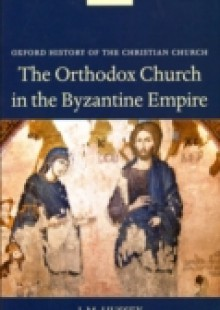 Обложка книги  - Orthodox Church in the Byzantine Empire