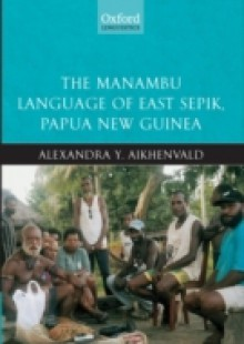 Обложка книги  - Manambu Language of East Sepik, Papua New Guinea