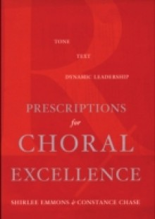 Обложка книги  - Prescriptions for Choral Excellence