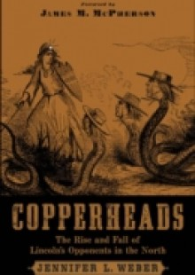 Обложка книги  - Copperheads: The Rise and Fall of Lincolns Opponents in the North