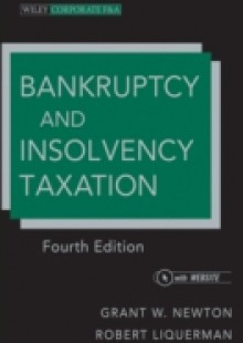 Обложка книги  - Bankruptcy and Insolvency Taxation