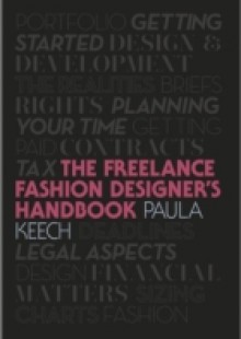 Обложка книги  - Freelance Fashion Designer's Handbook
