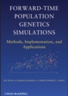 Обложка книги  - Forward-Time Population Genetics Simulations