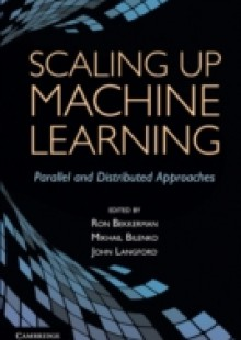 Обложка книги  - Scaling up Machine Learning