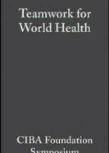 Обложка книги  - Teamwork for World Health