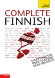 Обложка книги  - Complete Finnish Beginner to Intermediate Course