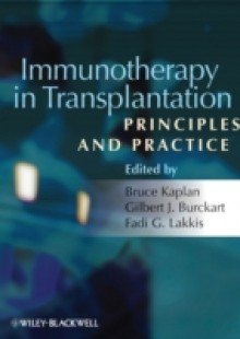 Обложка книги  - Immunotherapy in Transplantation