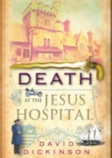Обложка книги  - Death at the Jesus Hospital