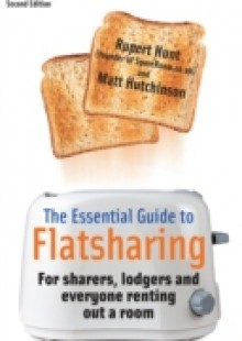 Обложка книги  - Essential Guide To Flatsharing, 2nd Edition