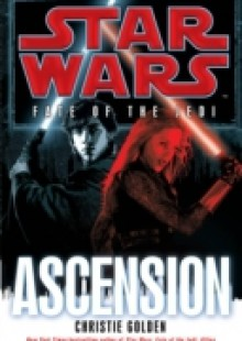 Обложка книги  - Star Wars: Fate of the Jedi: Ascension