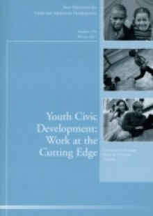 Обложка книги  - Youth Civic Development: Work at the Cutting Edge