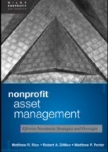Обложка книги  - Nonprofit Asset Management