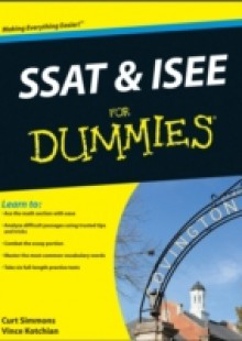 Обложка книги  - SSAT and ISEE For Dummies