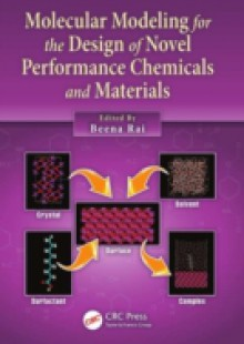 Обложка книги  - Molecular Modeling for the Design of Novel Performance Chemicals and Materials